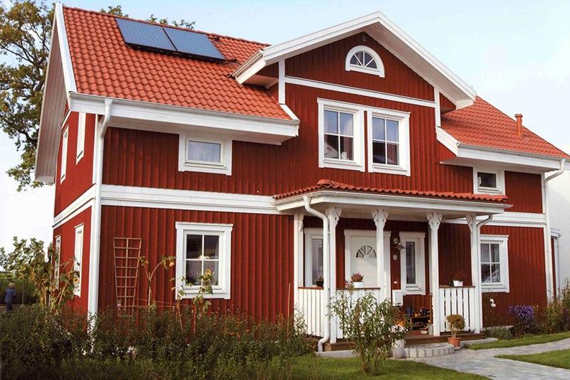 Gut gemocht Schwedenhaus » Schwedische Holzhäuser von BEGUS MG87