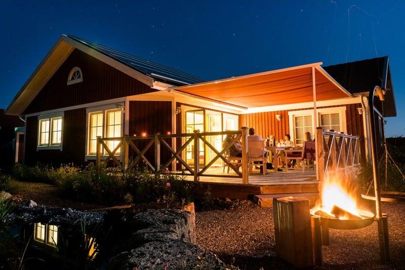 Relativ Schwedenhaus » Schwedische Holzhäuser von BEGUS JD71