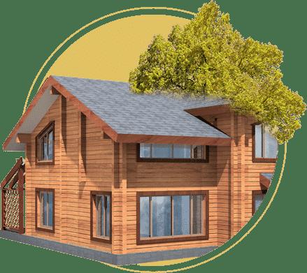 Relativ Schwedenhaus » Schwedische Holzhäuser von BEGUS TI68